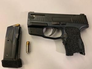 Pittsburgh Gun Catch