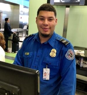 Transportation Security Officer