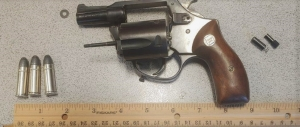 Gun Catch at ROA