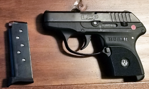 Gun Catch at Roanoke