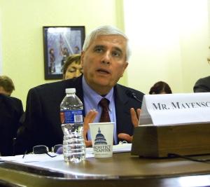 TSA Assistant Administrator Eddie Mayenschein