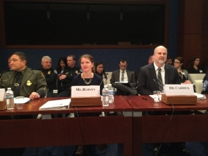 Director of threat assessment division testifies on critical canine contributions