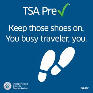 TSA  Pre✓®