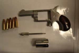 TYS Firearm