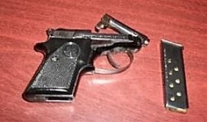 Gun Catch at Williamsport