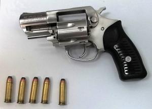 Yeager Airport Gun 7/10/19