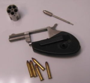 Yeager Airport Gun Catch