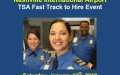 Hiring event at BNA airport Jan. 12, 2019