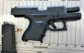Gun at BWI