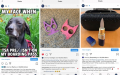 Instagram three contents