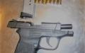 Gun Catch at PIT