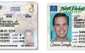 North Dakota sample driver licenses image