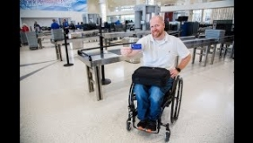 What to expect when traveling with a mobility aid