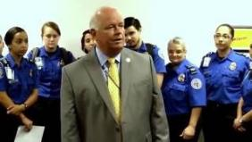 TSA on the job: Federal security director