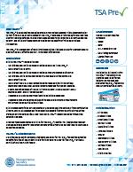 TSA Precheck Factsheet Thumbnail