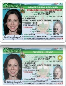 VT REAL ID
